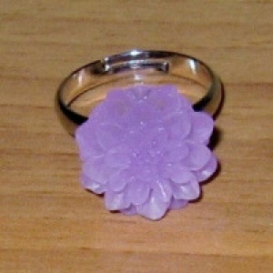 "Ring ""Margriet Lila"""