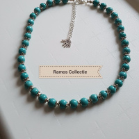 Turquoise ketting