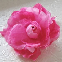 "Broches ""Roos Roze"""