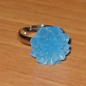 "Ring ""Margriet Blauw"""